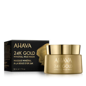 24K Gold Mineral Mud Mask 50 ml