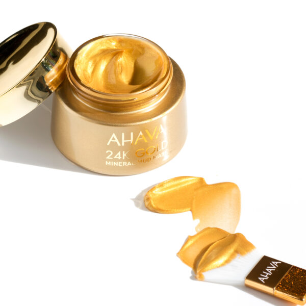 24K Gold Mineral Mud Mask 50 ml